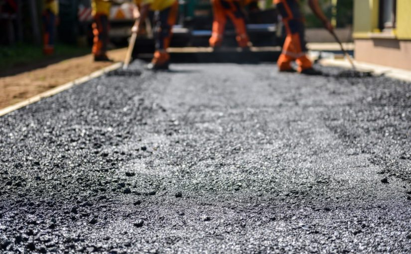 The benefits of tarmac driveways